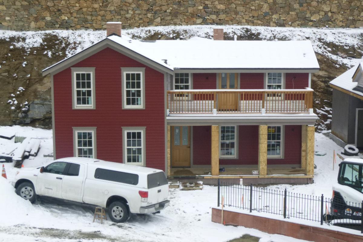 Norton House