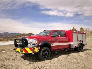 Rescue 41 Vehicle