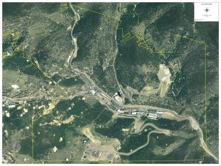 Arial View of Black Hawk